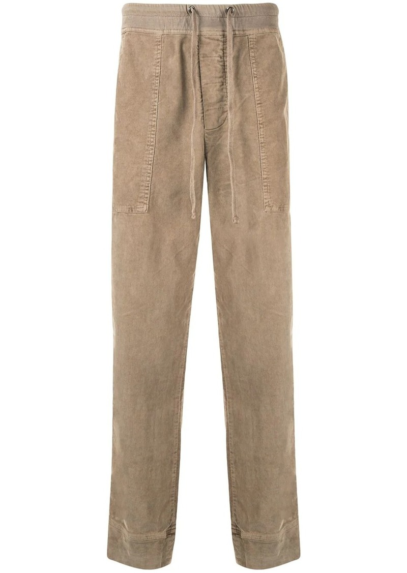 James Perse corduroy utility trousers