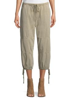James Perse Cotton Culotte Pants