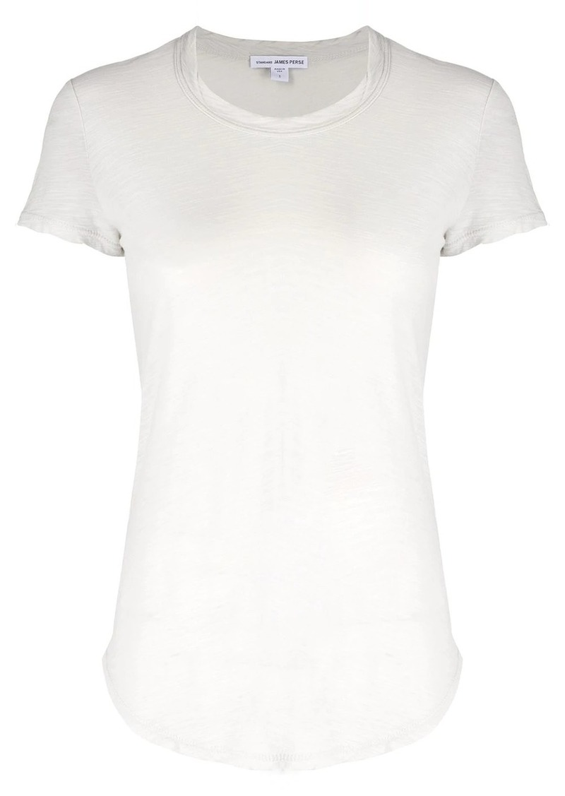 James Perse cotton slim fit T-shirt