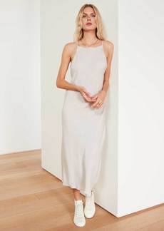 James Perse Cupro Cami Dress - Pearl