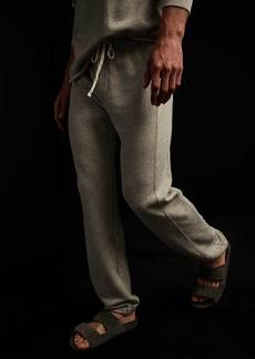 James Perse French Terry Sweatpant - Heather Grey