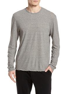 James Perse Jamers Perse High Twist Regular Fit Shirt
