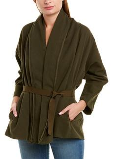 James Perse Blanket Kimono Jacket