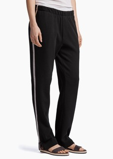 James Perse BRUSHED FLEECE TRACK PANT