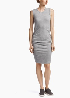 James Perse BRUSHED JERSEY TANK DRESS