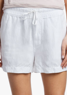 James Perse CANVAS LINEN SHORT