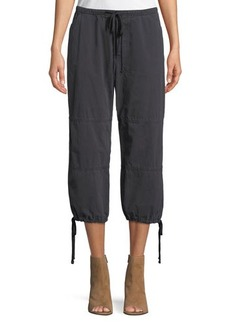 James Perse Cargo Culottes Pants