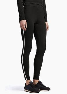 James Perse CASHMERE TRACK LEGGING