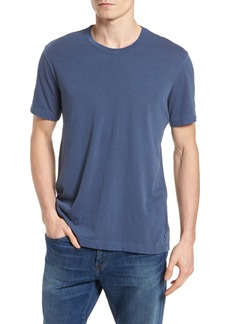 James Perse Checkerboard Crewneck T-Shirt