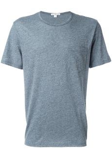James Perse chest pocket T-shirt - Blue