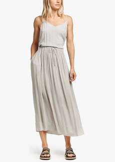 James Perse CHIFFON MAXI DRESS