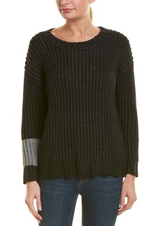 James Perse Chunky Wool-Blend Sweater