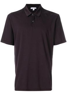 James Perse classic polo shirt - Black