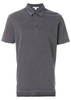 James Perse classic polo shirt - Grey