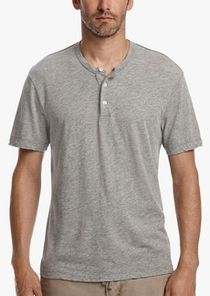 James Perse CONTRAST STITCH HENLEY