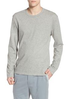 James Perse Crewneck Cotton Sweatshirt
