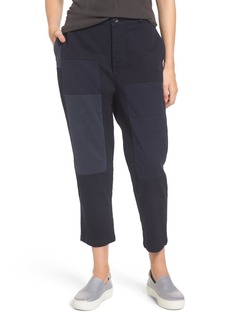James Perse Crop Straight Leg Pants