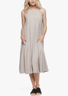 James Perse CUT-AWAY TANK DRESS