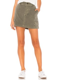 James Perse Cut Off Skirt