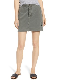 James Perse Cutoff Cargo Skirt