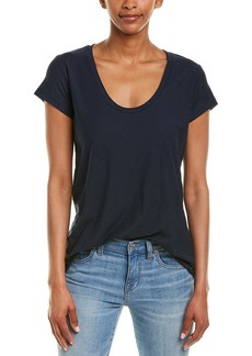 James Perse Deep V-Neck T-Shirt