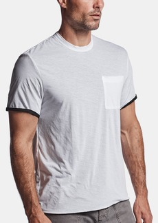 James Perse DOUBLE LAYER POCKET TEE