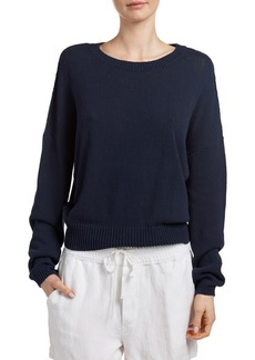 James Perse Drop Shoulder Sweater