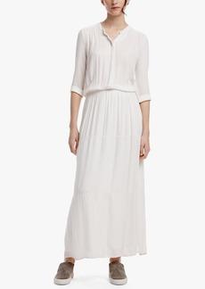 James Perse FULL LENGTH SHIRT DRESS