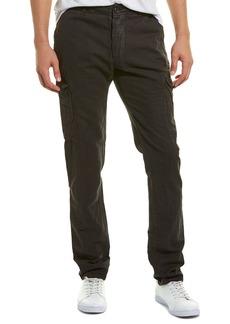 James Perse Garment Dyed Linen-Blend Utility Pant
