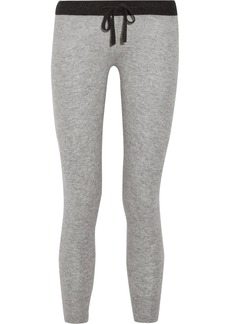 James Perse Genie cashmere track pants