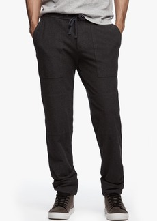 James Perse HEATHERED KNIT PANT