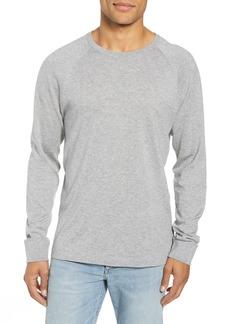 James Perse Jersey Crewneck Sweater