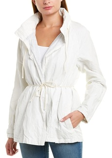 James Perse Jersey-Lined Jacket