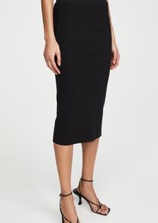 James Perse Knee Length Skirt