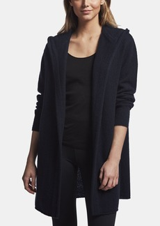 James Perse LIGHTWEIGHT TEXTURED CASHMERE CARDIGAN