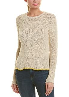 James Perse Linen-Blend T-Shirt