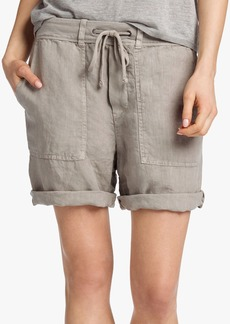James Perse LINEN SURPLUS SHORT