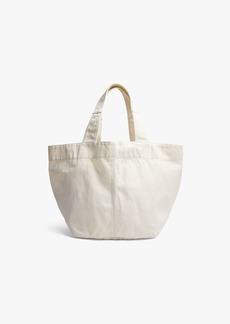 James Perse LOMA SMALL SLOUCHY CANVAS TOTE