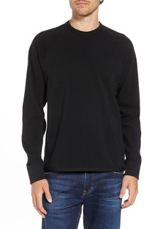 James Perse Long Sleeve Graphic T-Shirt