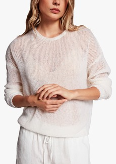 James Perse LOOSE STITCH WOOL CASHMERE SWEATER