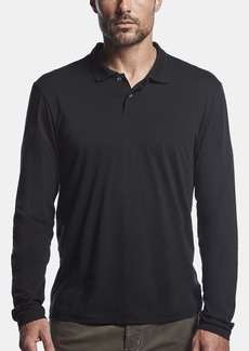 James Perse LUXE LOTUS JERSEY POLO