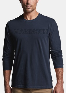 James Perse MAMMOTH MOUNTAIN GRAPHIC TEE