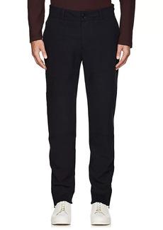 James Perse Men's Aviator Cotton-Blend Trousers