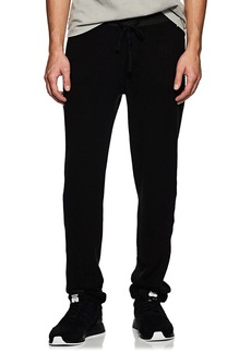 James Perse Men's Cashmere Drawstring Sweatpants