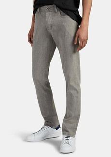 James Perse Men's Cotton-Blend Five-Pocket Trousers