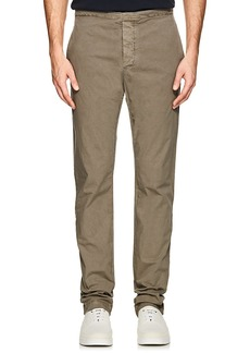James Perse Men's Cotton-Blend Poplin Pants