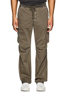 James Perse Men's Cotton Cargo Pants
