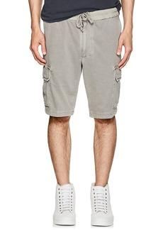 James Perse Men's Cotton Cargo Shorts