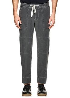 James Perse Men's Cotton Cargo Sweatpants