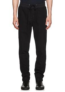 James Perse Men's Cotton Drawstring Jogger Pants